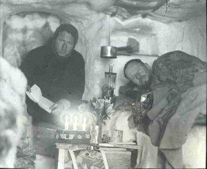 Wegener Snow Cave